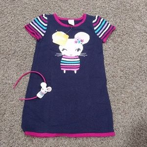 Gymboree 3t sweater dress